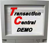 Transaction Central is a complete credit card and Check (ACH) system that runs using only your Microsoft Internet Explorer browser!